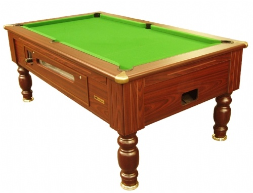 Richmond Coin Operated Pool Table