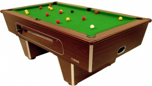 Classic Coin Operated Pool Table