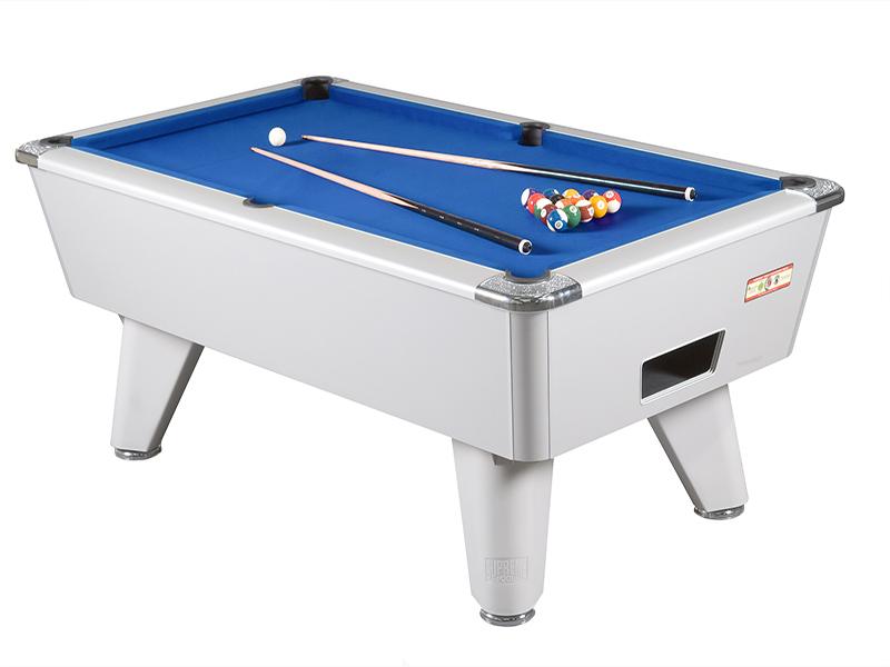 Supreme Winner Electronic Pool Table JohnsonsSportscom - Electronic pool table