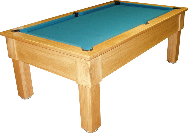 Marlon Chichester Pool Table
