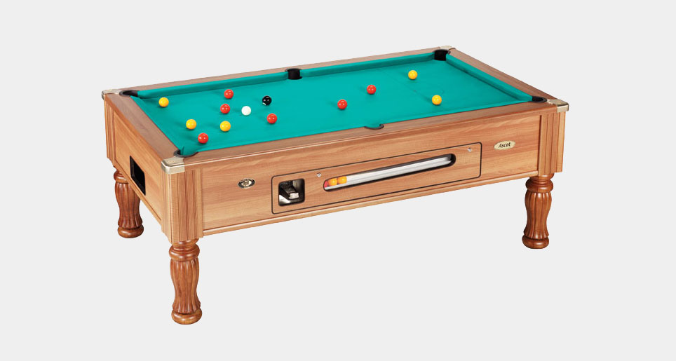 Ascot Pool Table