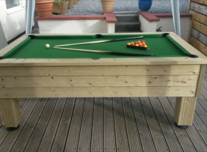 JohnsonsSports.com Outdoor Pool Table