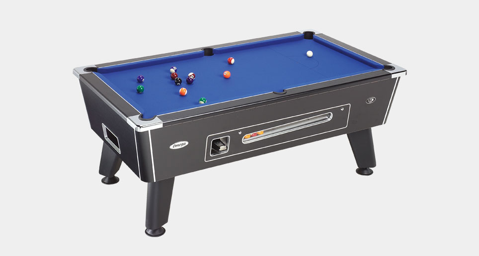 Omega Pool Table
