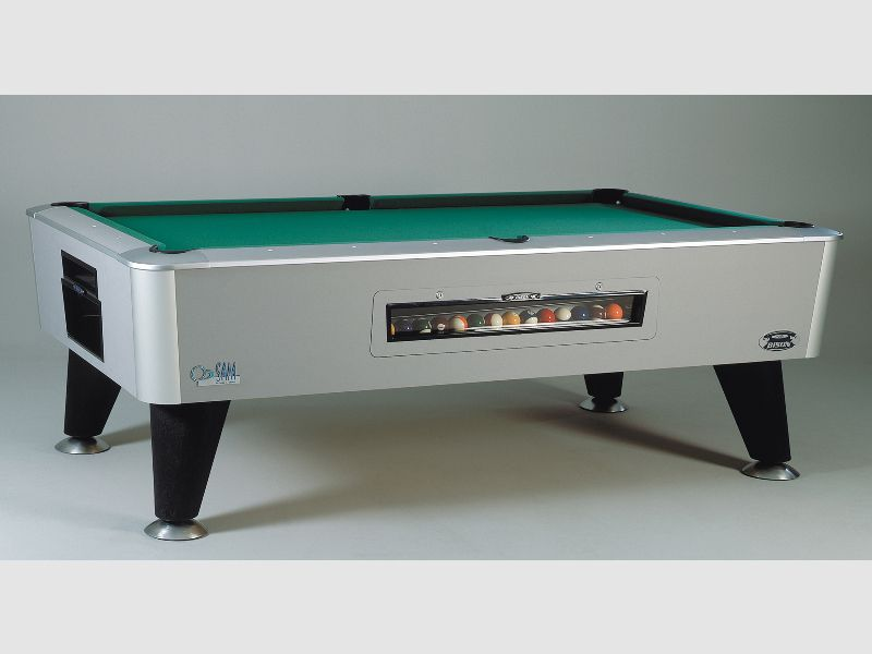 Sam Bison American Pool Table