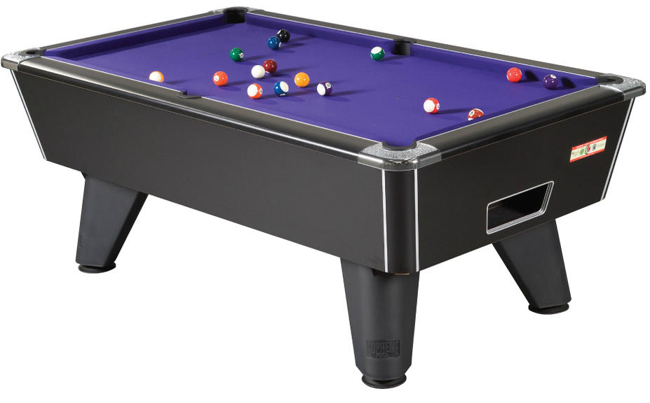Supreme Freeplay Winner Pool Table
