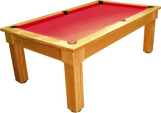 Loran Chesterfield Pool Dining Table