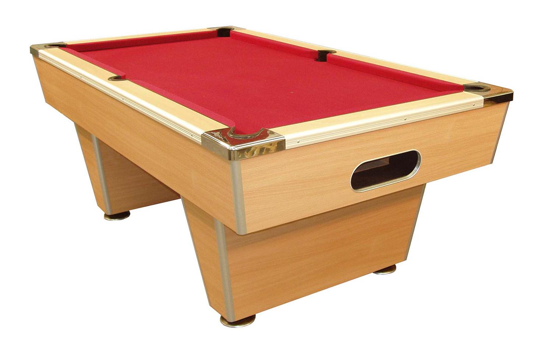 Milan Pool Table