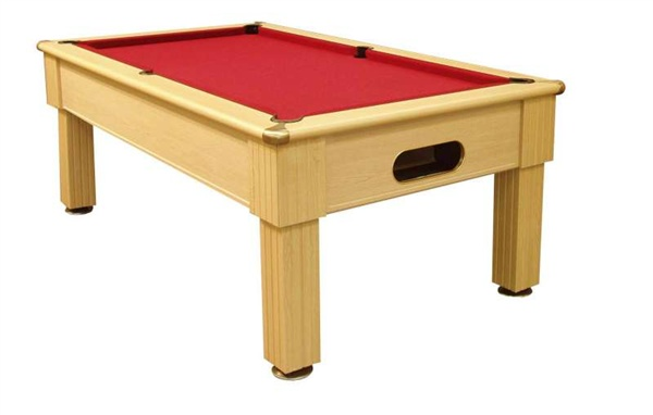 Paris Pool Table