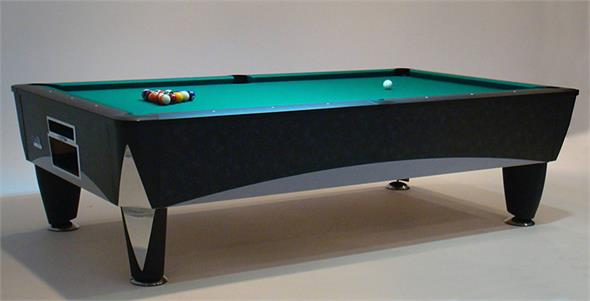 Sam Magno Pro GB9 Tour American Pool Table