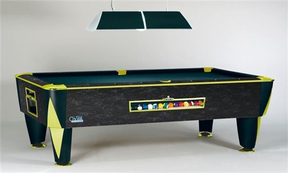 Sam Magno Cosmic American Pool Table