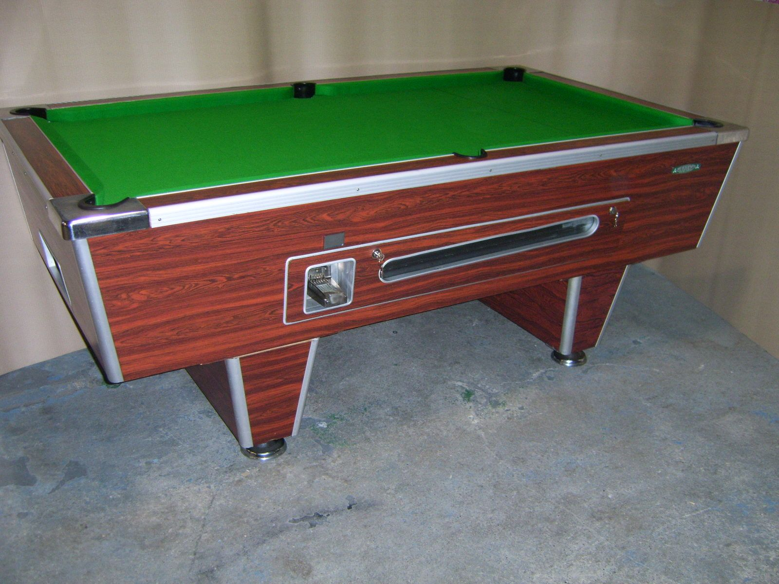 SuperLeague 7×4 Slate Bed Pub Pool Table